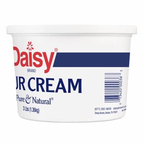 Daisy Pure & Natural Sour Cream Perspective: right