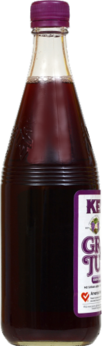 Kedem Concord Grape Juice Perspective: right
