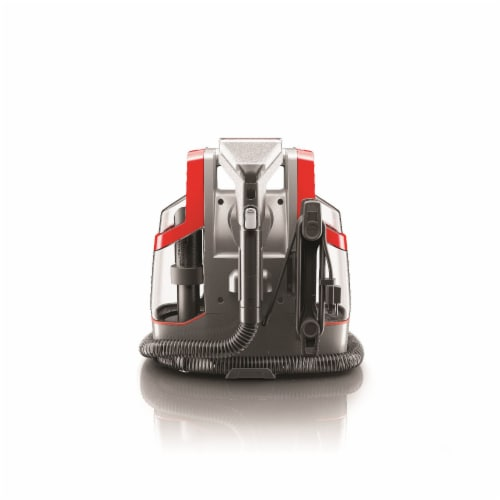 Hoover® Spotless Spot Cleaner - Red/Silver Perspective: right
