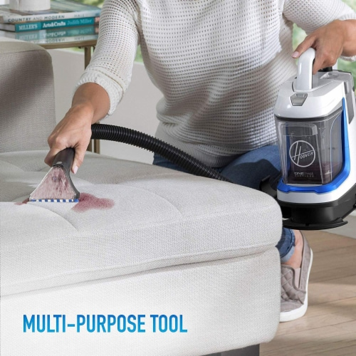 Hoover One Power Spotless Go Cordless Carpet Cleaner Perspective: right