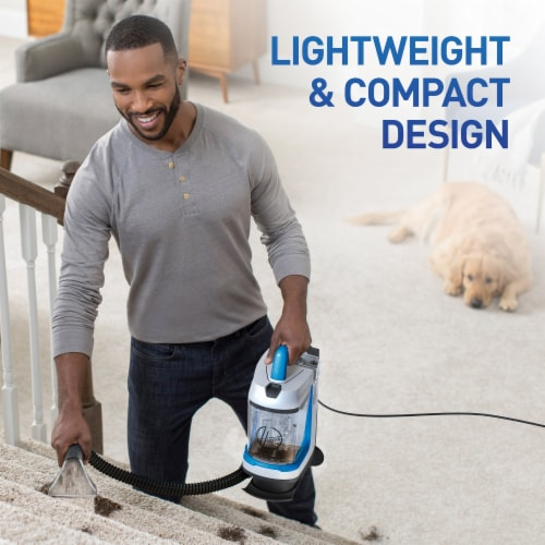 Hoover® Powerdash Corded Portable Carpet Cleaner Perspective: right