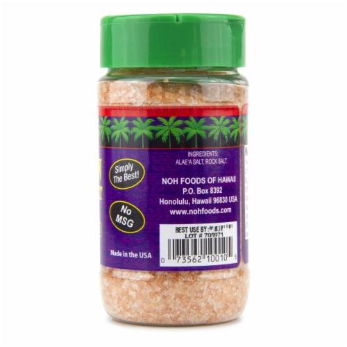 NOH of Hawaii Alae'a and Rock Salt Original Hawaiian Seasoning Salt Perspective: right