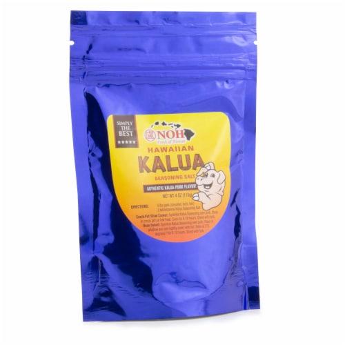 NOH Hawaiian Kalua Seasoning Salt Perspective: right