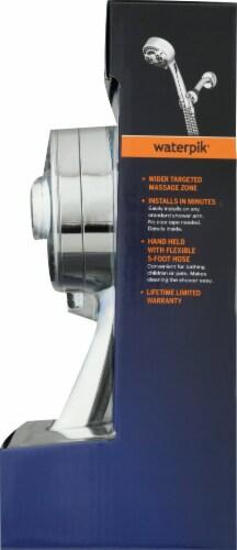 Waterpik® Twin PowerPulse Shower Head Perspective: right