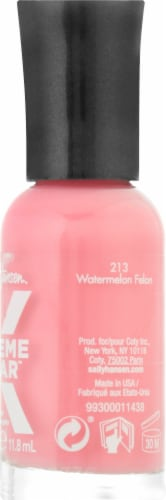 Sally Hansen Xtreme Wear 213 Watermelon Felon Nail Color Perspective: right