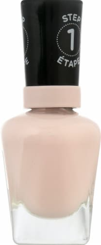 Sally Hansen Miracle Gel 248 Once a Chiffon Nail Polish Perspective: right