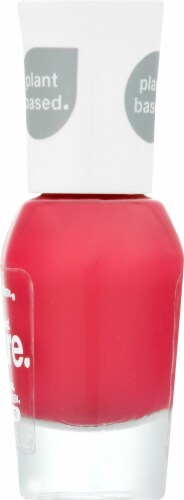 Sally Hansen Good Kind Pure 291 Passion Flower Nail Color Perspective: right