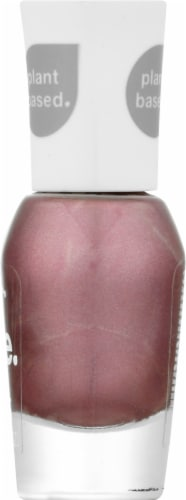 Sally Hansen Good Kind Pure 331 Frosted Amethyst Nail Color Perspective: right