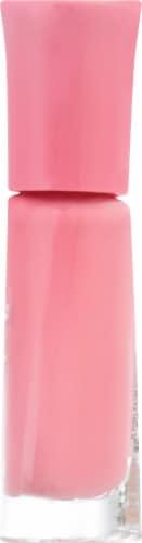 Sally Hansen Insta-Dri Rapid Rose Nail Color Perspective: right