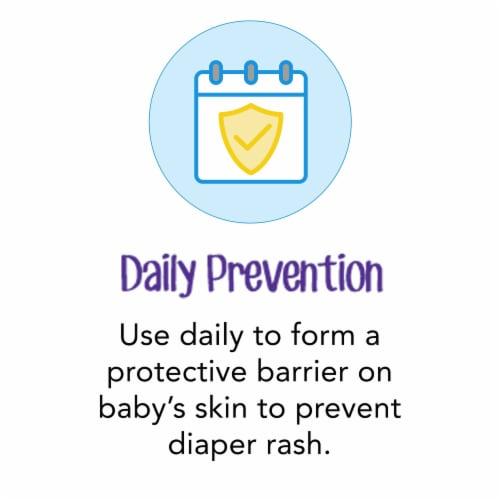 Desitin Daily Defense Diaper Rash Cream Perspective: right