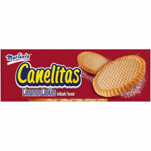Marinela Canelitas Cinnamon Cookies Perspective: right