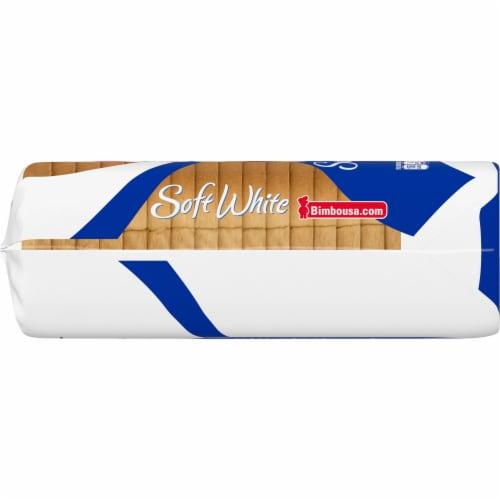 Bimbo Soft White Bread Perspective: right
