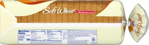Bimbo Soft Wheat Bread Perspective: right