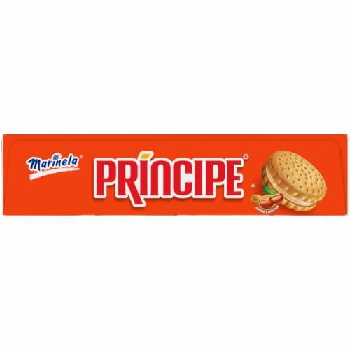 Marinela Principe Peanut Butter Sandwich Cookies Perspective: right