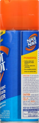 Spot Shot Instant Carpet Stain Remover Perspective: right
