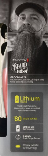 Remington Lithium Head To Toe Grooming Kit Perspective: right