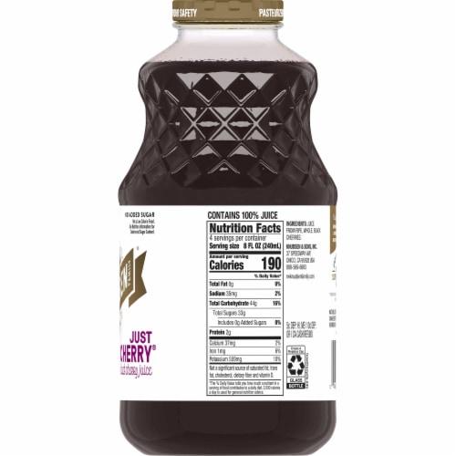 R.W. Knudsen Just Black Cherry Juice Perspective: right