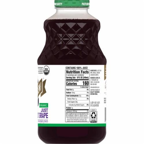 R.W. Knudsen Organic Just Concord Grape Juice Perspective: right
