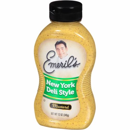 Emeril's New York Deli Style Mustard Perspective: right