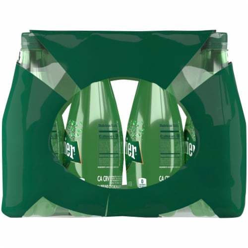 Perrier Sparkling Mineral Water Perspective: right