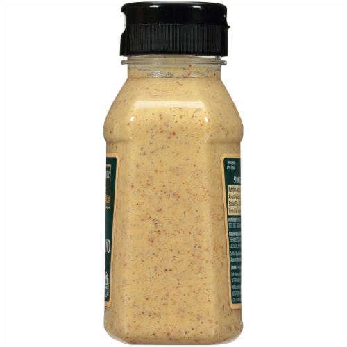Westbrae Natural Organic Stoneground Mustard Perspective: right