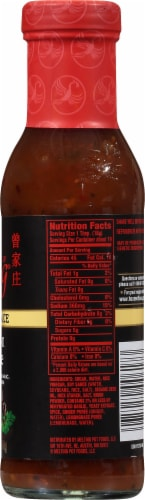 House of Tsang Saigon Sizzle Stir-Fry Sauce Perspective: right