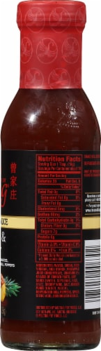 House of Tsang Sweet & Sour Stir-Fry Sauce Perspective: right