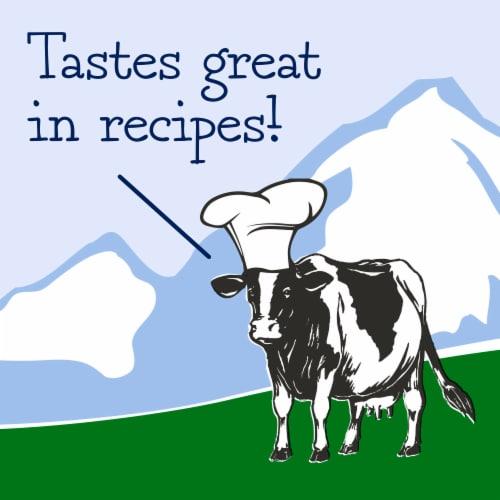 Mountain High Original Whole Milk Vanilla Yoghurt Perspective: right