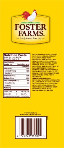 Foster Farms® Honey Crunchy Corn Dogs Perspective: right