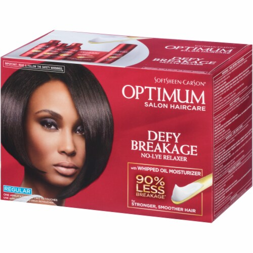 SoftSheen Carson Optimum Care Conditioning Relaxer Perspective: right