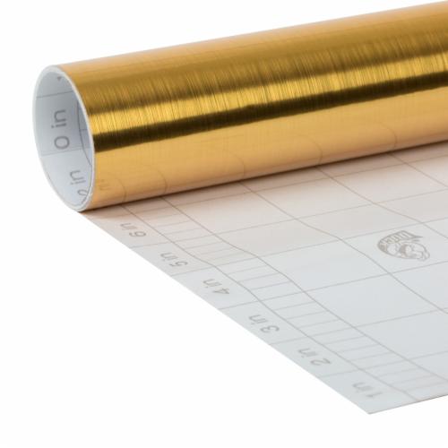 Duck® Deco Adhesive Laminate - Metallic Gold Perspective: right