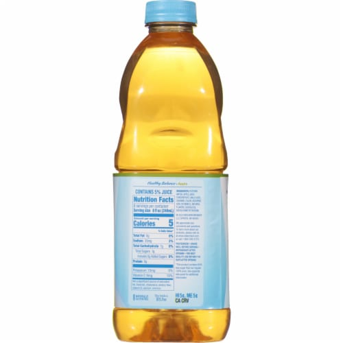 Old Orchard Healthy Balance Reduced Sugar Apple Juice Cocktail Perspective: right