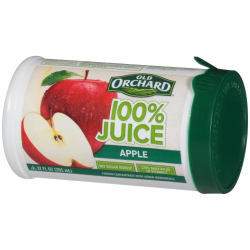 Old Orchard Apple Juice Concentrate Perspective: right