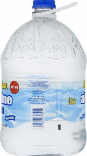 Springtime Alkaline Water Perspective: right