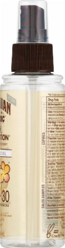 Hawaiian Tropic Silk Hydration Dry Oil Sunscreen SPF 30 Perspective: right