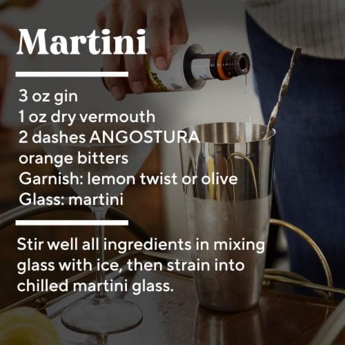 Angostura® Orange Bitters Perspective: right