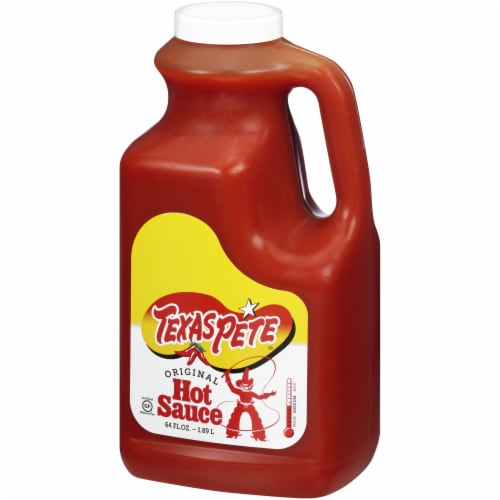 Texas Pete Original Hot Sauce Perspective: right