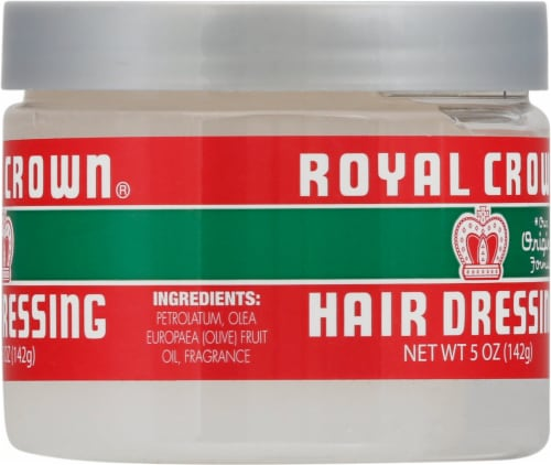 Royal Crown Hair Dressing Perspective: right