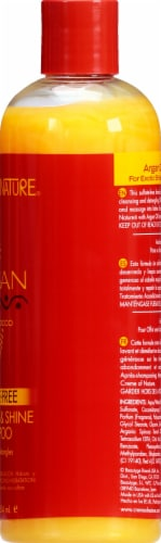 Creme of Nature with Argan Oil From Morocco Moisture & Shine Shampoo Perspective: right