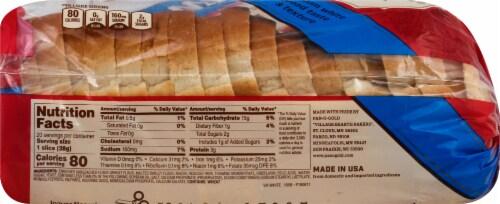 Village Hearth Premium White Bread Perspective: right