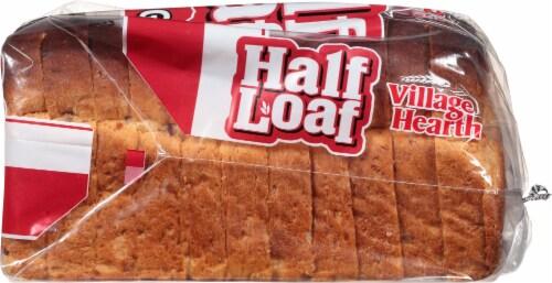 Village Hearth Dakota 12 Grain Half Loaf Perspective: right