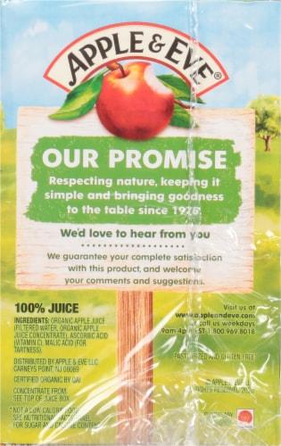 Apple & Eve Organic Apple Juice Perspective: right