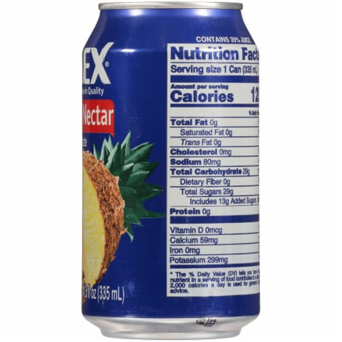Jumex Pineapple Nectar Juice Perspective: right