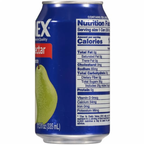 Jumex Pear Nectar Juice Perspective: right