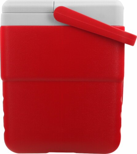 Coleman Excursion Cooler - Red Perspective: right