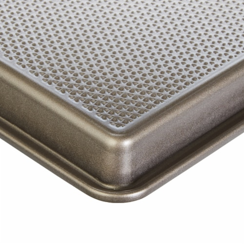 Sweet Creations by GoodCook® Medium Cookie Sheet Perspective: right