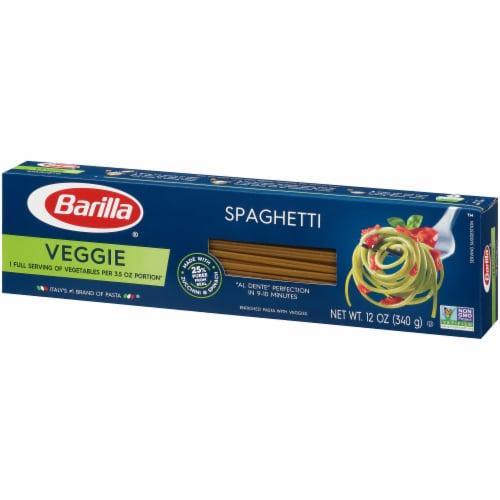Barilla Veggie Spaghetti Pasta Perspective: right