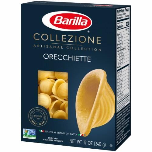 Barilla Collezione Orecchiette Pasta Perspective: right