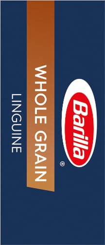 Barilla Whole Grain Linguine Pasta Perspective: right
