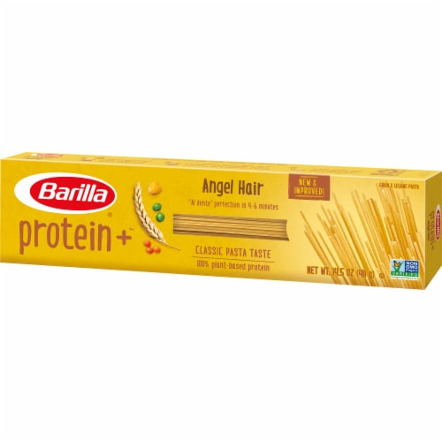 Barilla Protein Plus Angel Hair Multigrain Pasta Perspective: right